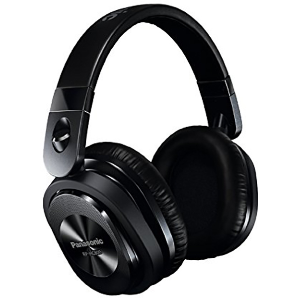 Casti PANASONIC RP-HC800E-K, Bluetooth, On-Ear, Noise Cancelling, negru