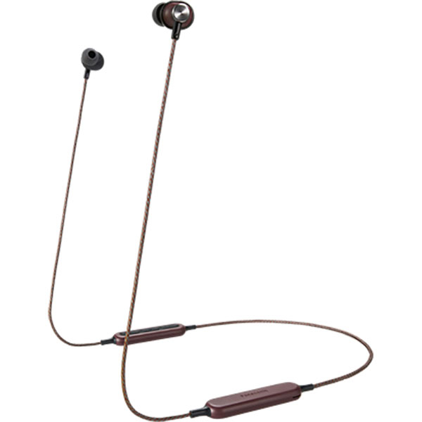 Casti PANASONIC RP-HTX20BE, Bluetooth, In-Ear, Microfon, rosu