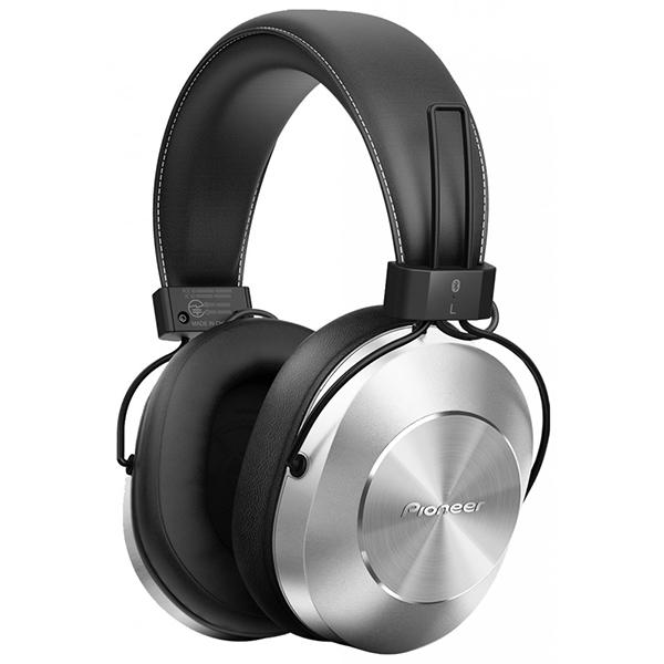 Casti PIONEER SE-MS7T-S, Bluetooth, On-Ear, Microfon, argintiu