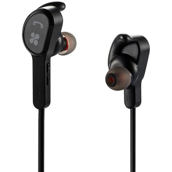 Casti PROMATE Vitally 2, Bluetooth, In-Ear, Microfon, negru