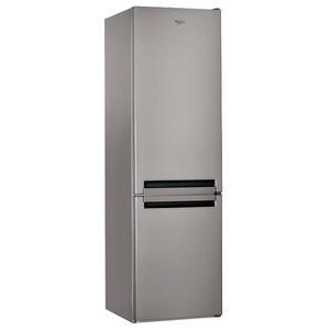 Combina frigorifica WHIRLPOOL BLF 9121 OX, 369 l, 201 cm, A+, inox