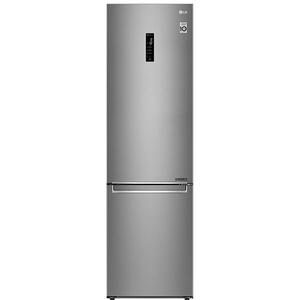 Combina frigorifica LG GBB72SADXN, 384 l, 203 cm, A+++, saffiano