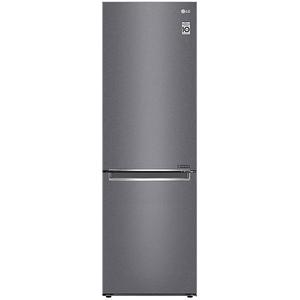 Combina frigorifica LG GBP31DSLZN, No Frost, 341 l, H 186 cm, Clasa A++, argintiu