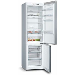 Combina frigorifica BOSCH KGN39IJ3A, 366 l, 203 cm, A++, inox