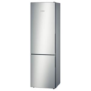 Combina frigorifica BOSCH KGV39VL31S, 344 l, 201 cm, A++, inox