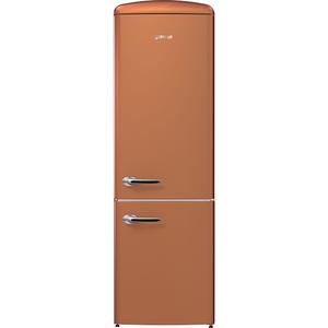 Combina frigorifica GORENJE ORK192CR, 322l, A++, cupru