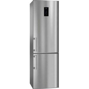 Combina frigorifica AEG RCB53426TX, 311 l, 184.5 cm, A++, inox
