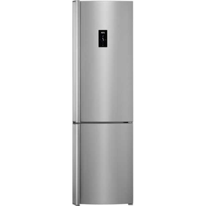 Combina frigorifica AEG RCB83724MX, 341 l, 200 cm, A++, inox