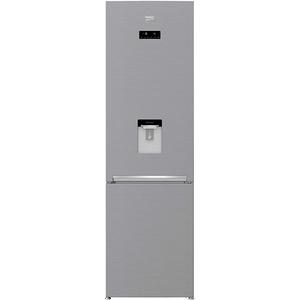 Combina frigorifica BEKO RCNA400E30DZXB, 351 l, 201 cm,  A++, argintiu