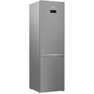 Combina frigorifica BEKO RCNA406E40XB, 362 l, 203 cm,  A+++, argintiu