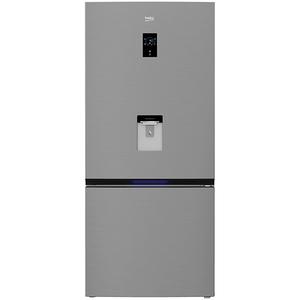 Combina frigorifica BEKO RCNE720E30DP, 577 l, 191.5 cm, A++, argintiu