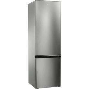 Combina frigorifica GORENJE RK4171ANX, 273 l, 176 cm,  A+, inox