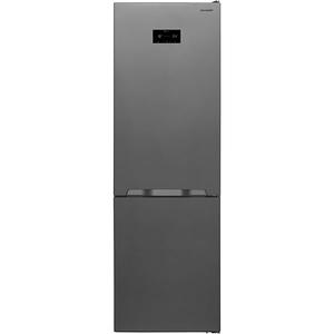 Combina frigorifica SHARP SJ-BA10IHXL1-EU, Advanced NoFrost, 324 l, H 186 cm, Clasa A+, argintiu