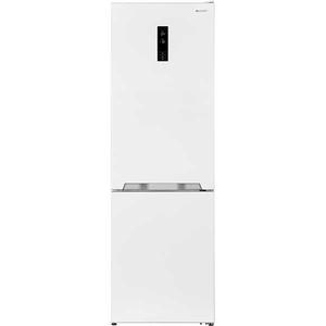 Combina frigorifica SHARP SJ-BA31IEXW2-EU, 324 l, 186 cm, A++, alb