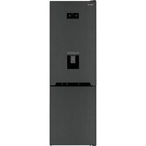 Combina frigorifica SHARP SJ-BA31IHDA2-EU, 324 l, 186 cm, A++, antracit