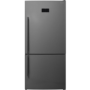 Combina frigorifica SHARP SJ-BA35GHXI2-EU, 564 l, 186 cm, A++, inox