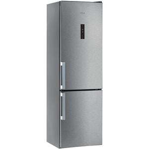 Combina frigorifica WHIRLPOOL WTNF 93Z MX H, 368 l, 201 cm, A+++, inox