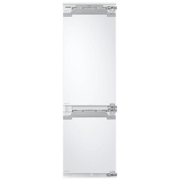 Combina frigorifica incorporabila SAMSUNG BRB260176WW, No Frost, 273 l, H 178 cm, Clasa A++, Twin Cooling Plus, alb