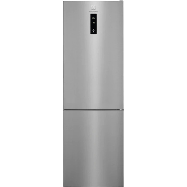 Combina frigorifica ELECTROLUX EN3885MOX, Frost free, 360 l, H 201 cm, Clasa A++, inox