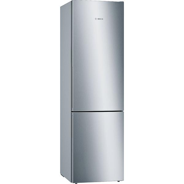 Combina frigorifica BOSCH KGE39VI4A, LowFrost, 337 l, H 201 cm, Clasa A+++, inox