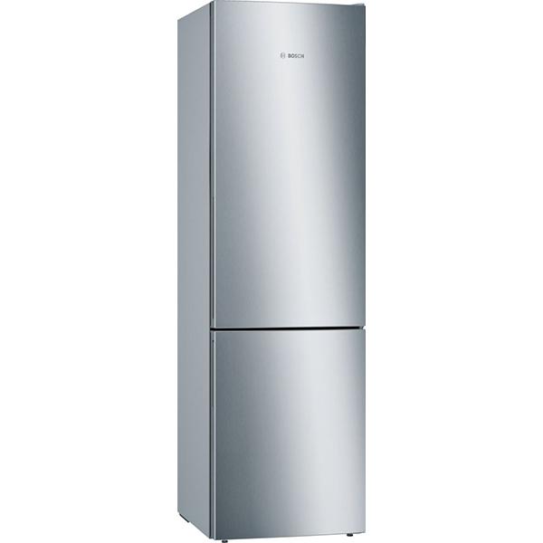 Combina frigorifica BOSCH KGE39VL4A, LowFrost, 337 l, H 201 cm, Clasa A+++, argintiu