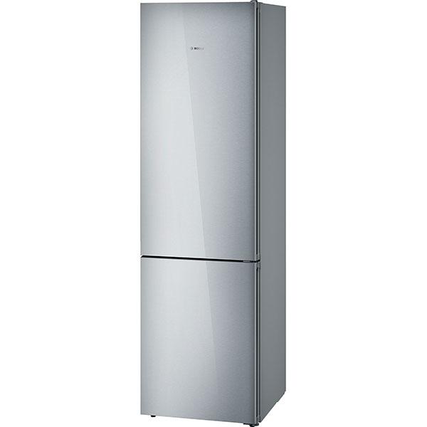 Combina frigorifica BOSCH KGN39LM35, No Frost, 366 l, H 203 cm, Clasa A++, inox