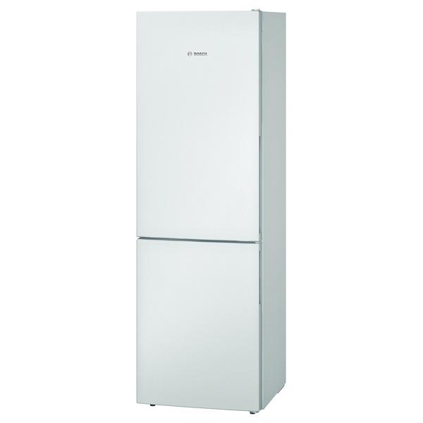 Combina frigorifica BOSCH KGV36VW32, LowFrost, 307 l, H 186 cm, Clasa A++, alb