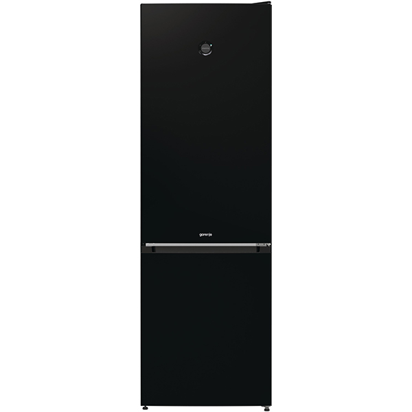 Combina frigorifica GORENJE NRK612SYB4, NoFrost Plus, 307 l, H 185 cm, Clasa A++, negru