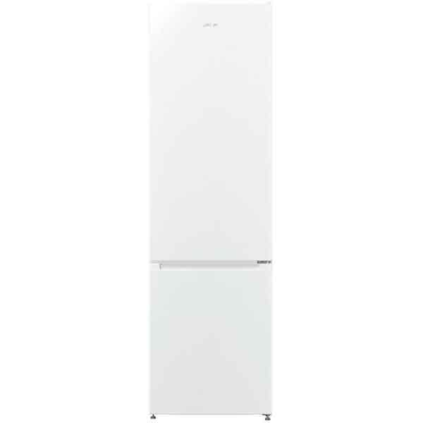 Combina frigorifica GORENJE NRK621PW4, NoFrost Plus, 339 l, H 200 cm, Clasa A+, alb