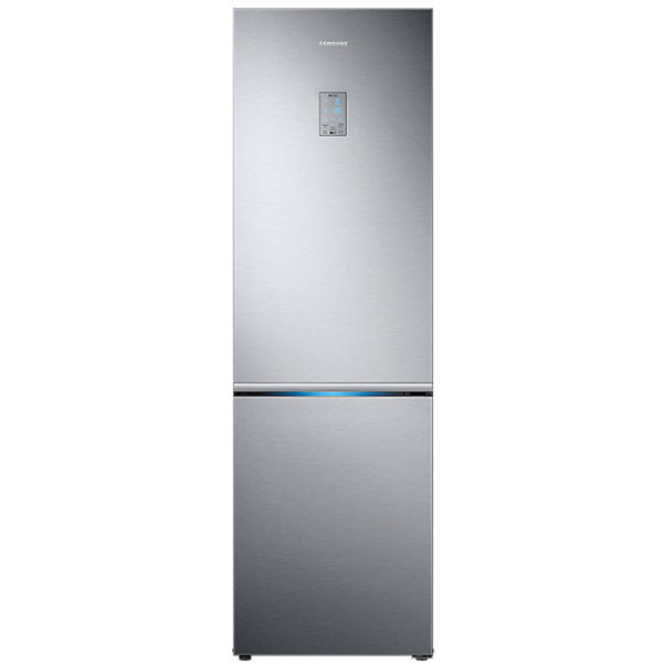 Combina frigorifica SAMSUNG RB34K6000SS/EF, No Frost, 344 l, H 191.7 cm, Clasa A+, All-Around Cooling, inox
