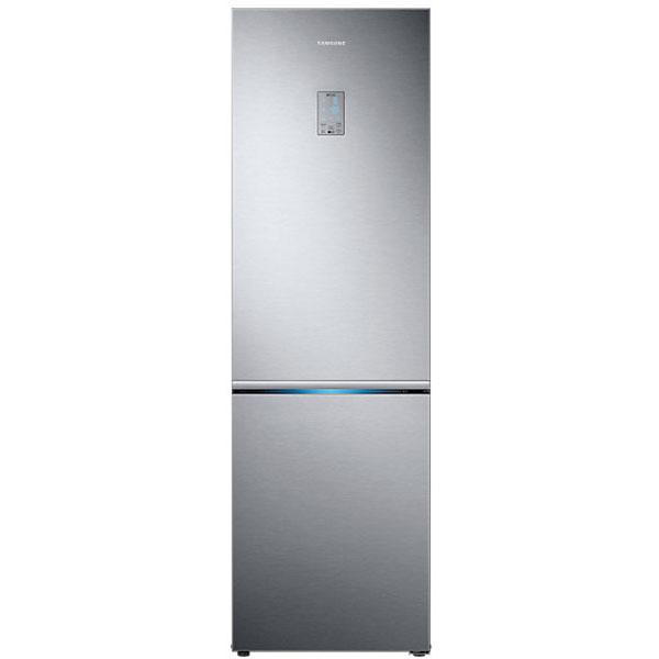 Combina frigorifica SAMSUNG RB34K6032SS/EF, No Frost, 344 l, H 191.7 cm, Clasa A++, All-Around Cooling, inox