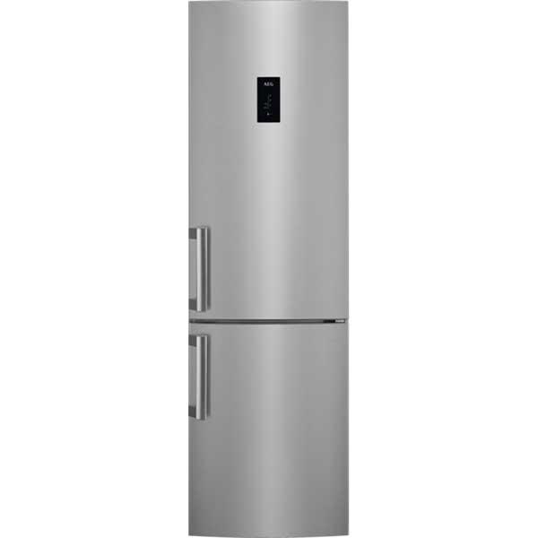 Combina frigorifica AEG RCB63726KX, Frost Free, 334 l, H 200.5 cm, Clasa A++, inox