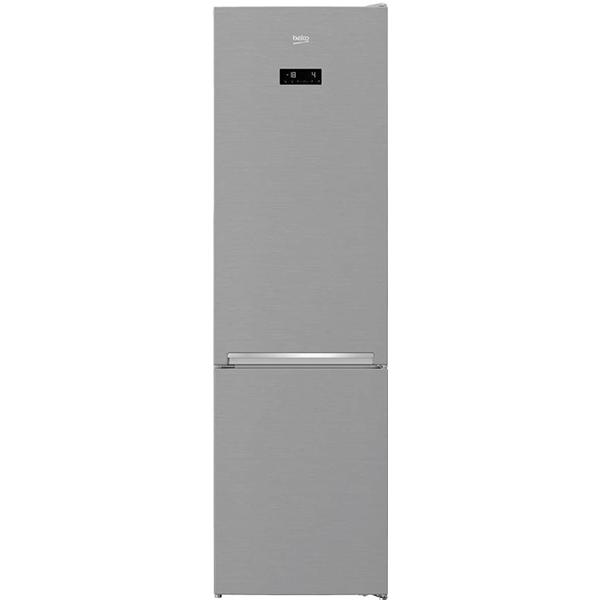 Combina frigorifica BEKO RCNA406E30ZXB, NeoFrost, 362 l, H 203 cm, Clasa A++, argintiu