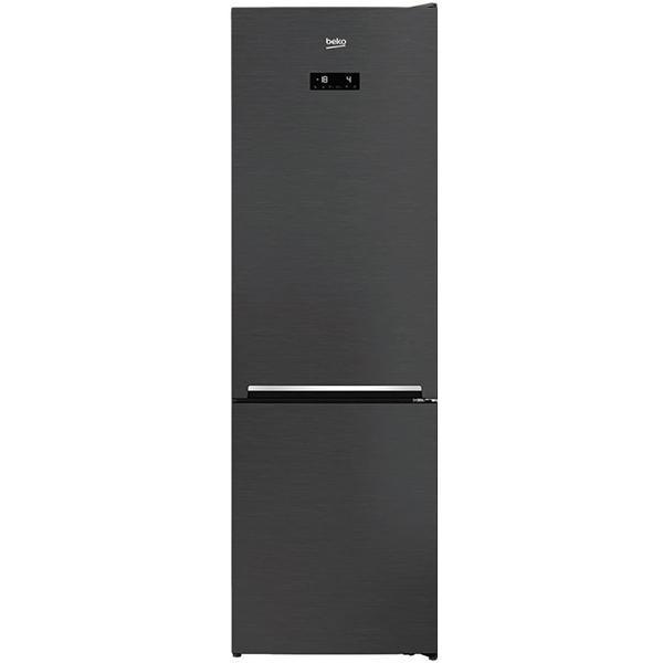 Combina frigorifica BEKO RCNA406E30ZXR, NeoFrost, 362 l, H 203 cm, Clasa A++, dark inox