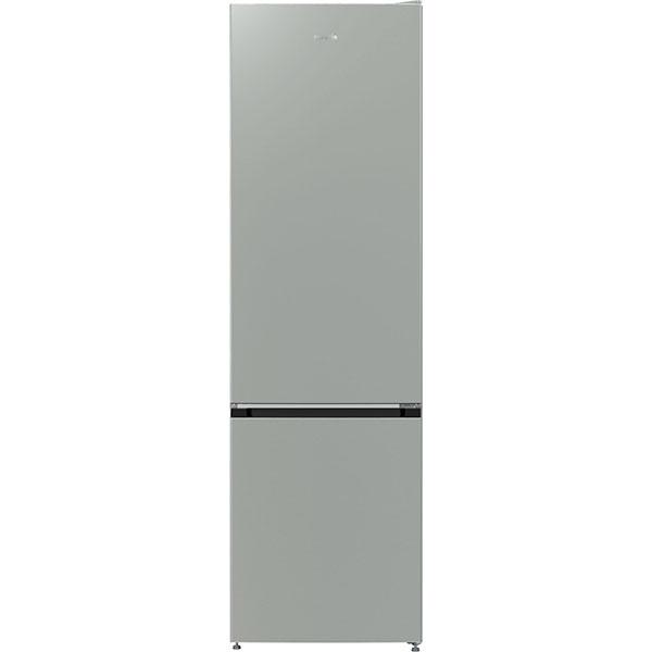 Combina frigorifica GORENJE RK621PS4, FrostLess, 353 l, H 200 cm, Clasa A+, argintiu