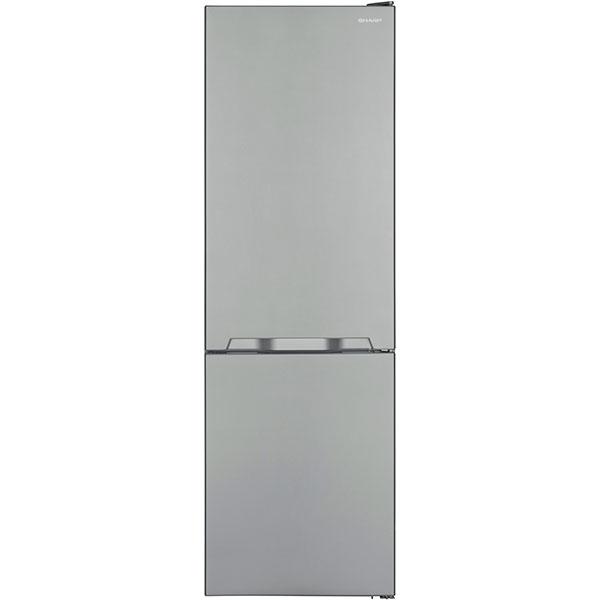 Combina frigorifica SHARP SJ-BA10IMXI1E, Advanced NoFrost, 324 l, H 186 cm, Clasa A+, inox