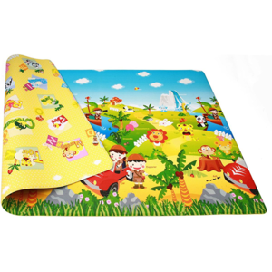 Covor cu 2 fete DWINGULER Playmat Safari, 230 x 140