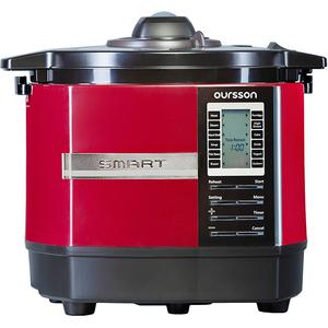 Multicooker OURSSON Versatility MP5005PSD/DC, 5l, 1200W, 45 de programe, rosu