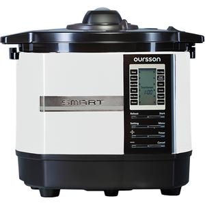 Multicooker OURSSON Versatility MP5005PSD/IV, 5l, 1200W, 45 de programe, alb