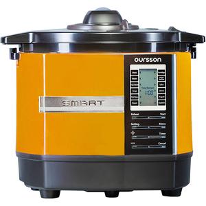 Multicooker OURSSON Versatility MP5005PSD/OR, 5l, 1200W, 45 de programe, portocaliu