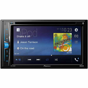 "Player auto PIONEER AVH-A200BT, 6.2"", 4X50W, DVD, Bluetooth,  USB"