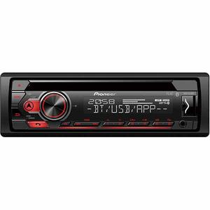Cd player auto PIONEER DEH-S310BT, 4X50W, Bluetooth, USB