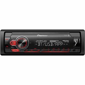 Radio MP3 auto PIONEER MVH-S410BT, 4X50W, Bluetooth, USB