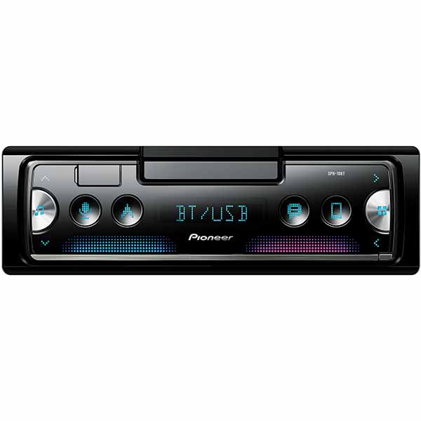 Radio MP3 auto PIONEER SPH-10BT, 4X50W, Bluetooth, Usb, Android si IOS