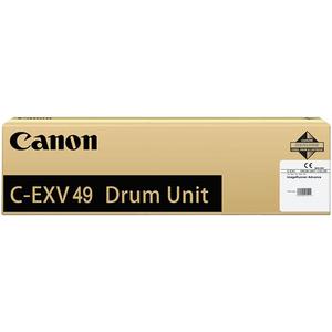 Unitate cilindru CANON C-EXV 49, negru/color