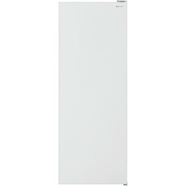 Congelator SHARP SJ-S1182E2W-EU, 182 l, H 145.5 cm, Clasa A+, alb