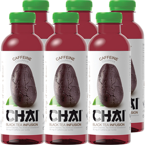 Ice Tea CHAI INFUSION Black bax 0.6L x 6 sticle