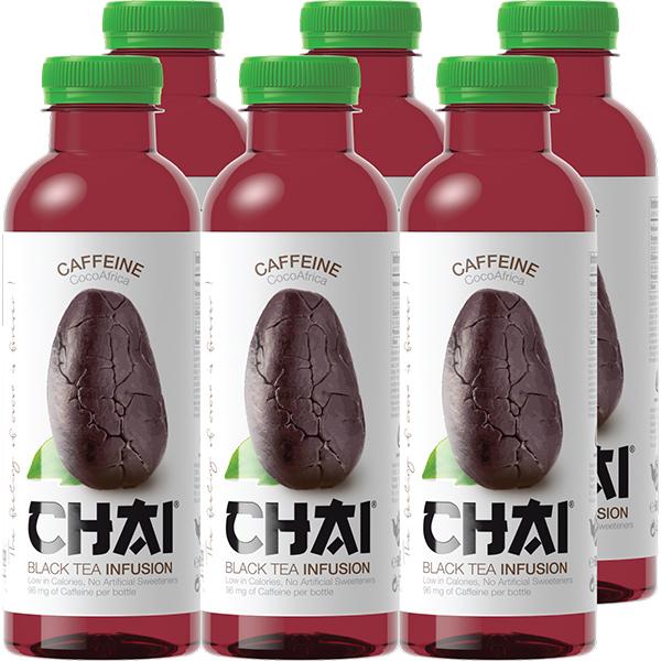 Ice Tea CHAI INFUSION Black bax 0.6L x 6 sticle