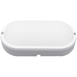Aplica LED de exterior WELL LEDBHOC-1812-WL, 12W, alb