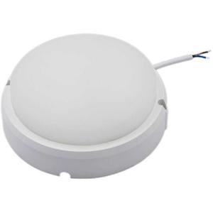 Aplica LED de exterior WELL LEDBHRC-1612-WL, 12W, alb